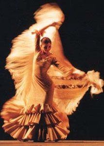 bailaores flamenchi Alicia Márquez