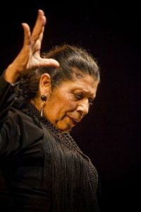 bailaores flamenchi Angelita Vargas