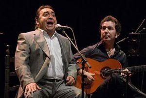 cantaores di flamenco Fernando Terremoto