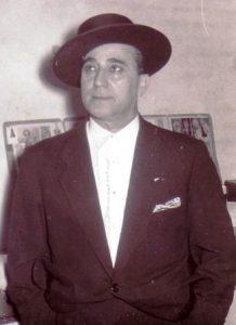 cantaores di flamenco José Torres Garzón