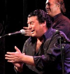 cantaores di flamenco Luis Fernández Soto