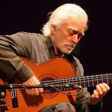 alla chitarra Manuel Muñoz Alcón, Manolo Sanlúcar.