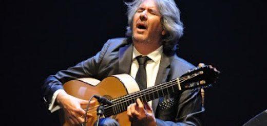 alla chitarra Paco Javiér Jiméno