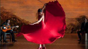 bailaores flamenchi Sara Baras