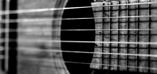 La chitarra del flamenco