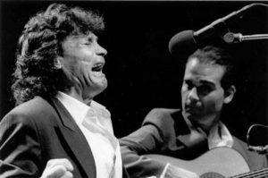 cantaores di flamenco Manuel Agujetas