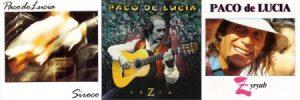 discografia flamenca Paco De Lucia